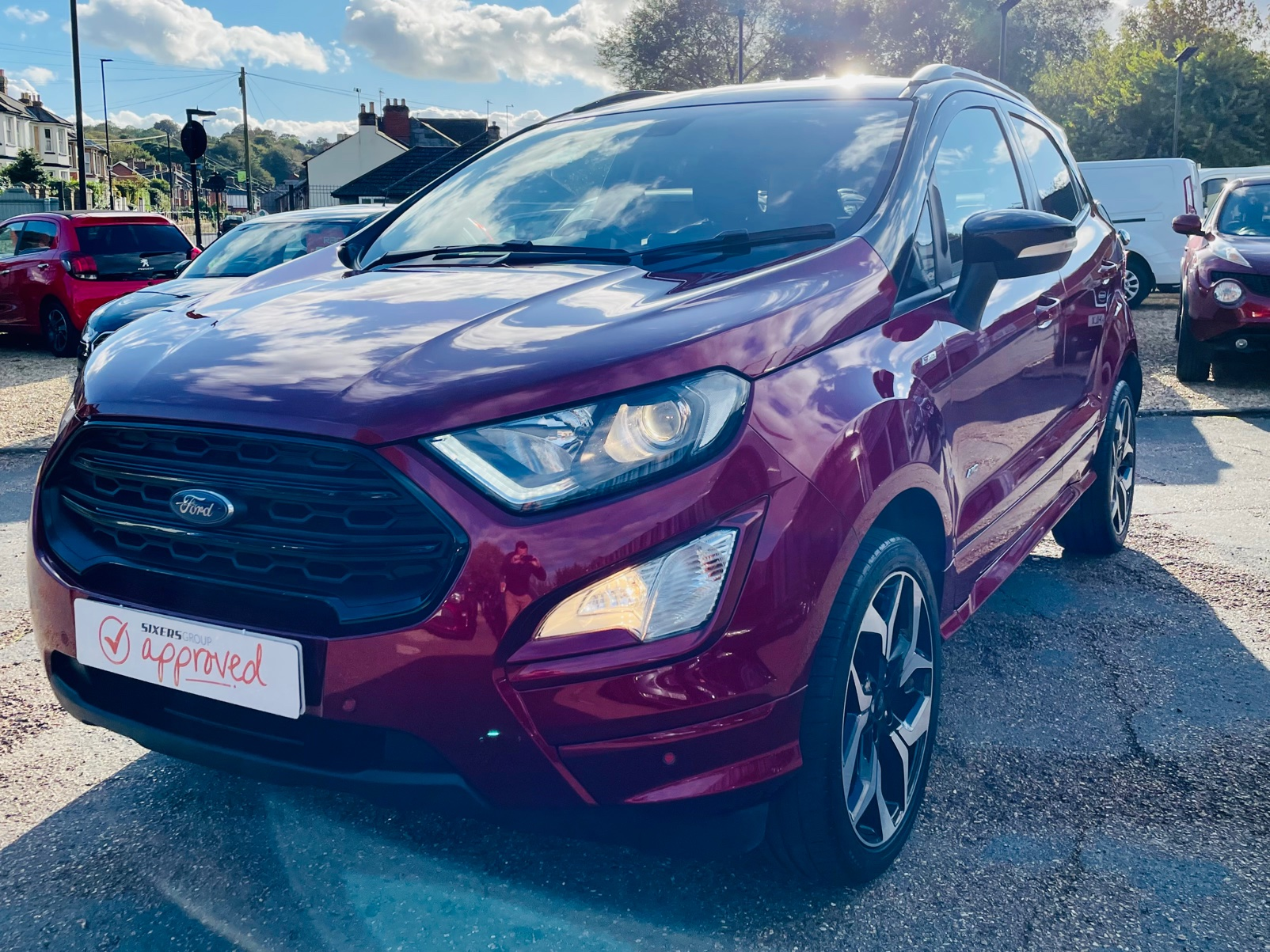 Car For Sale Ford Ecosport - WN68SFX Sixers Group Image #4