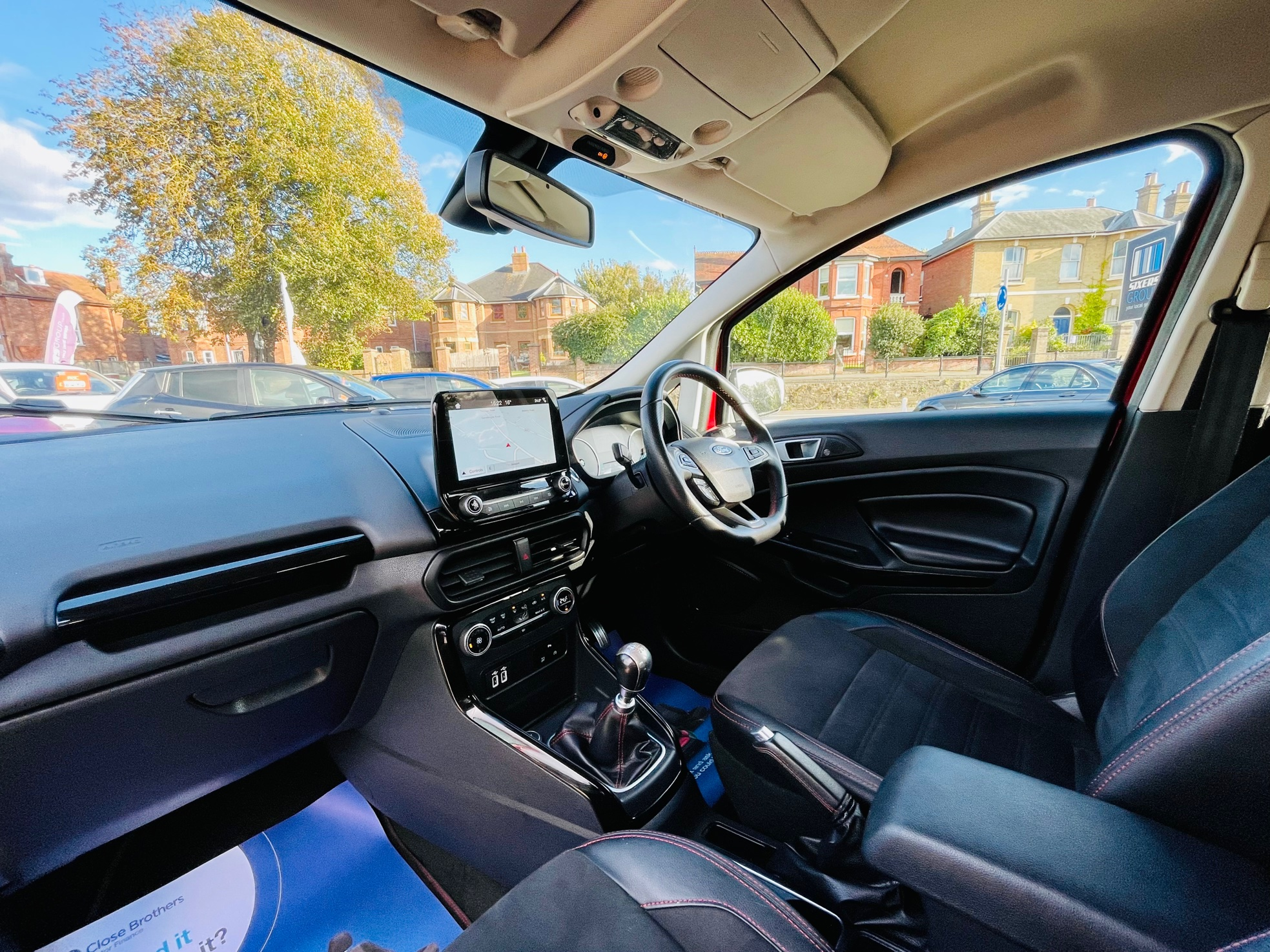 Car For Sale Ford Ecosport - WN68SFX Sixers Group Image #5