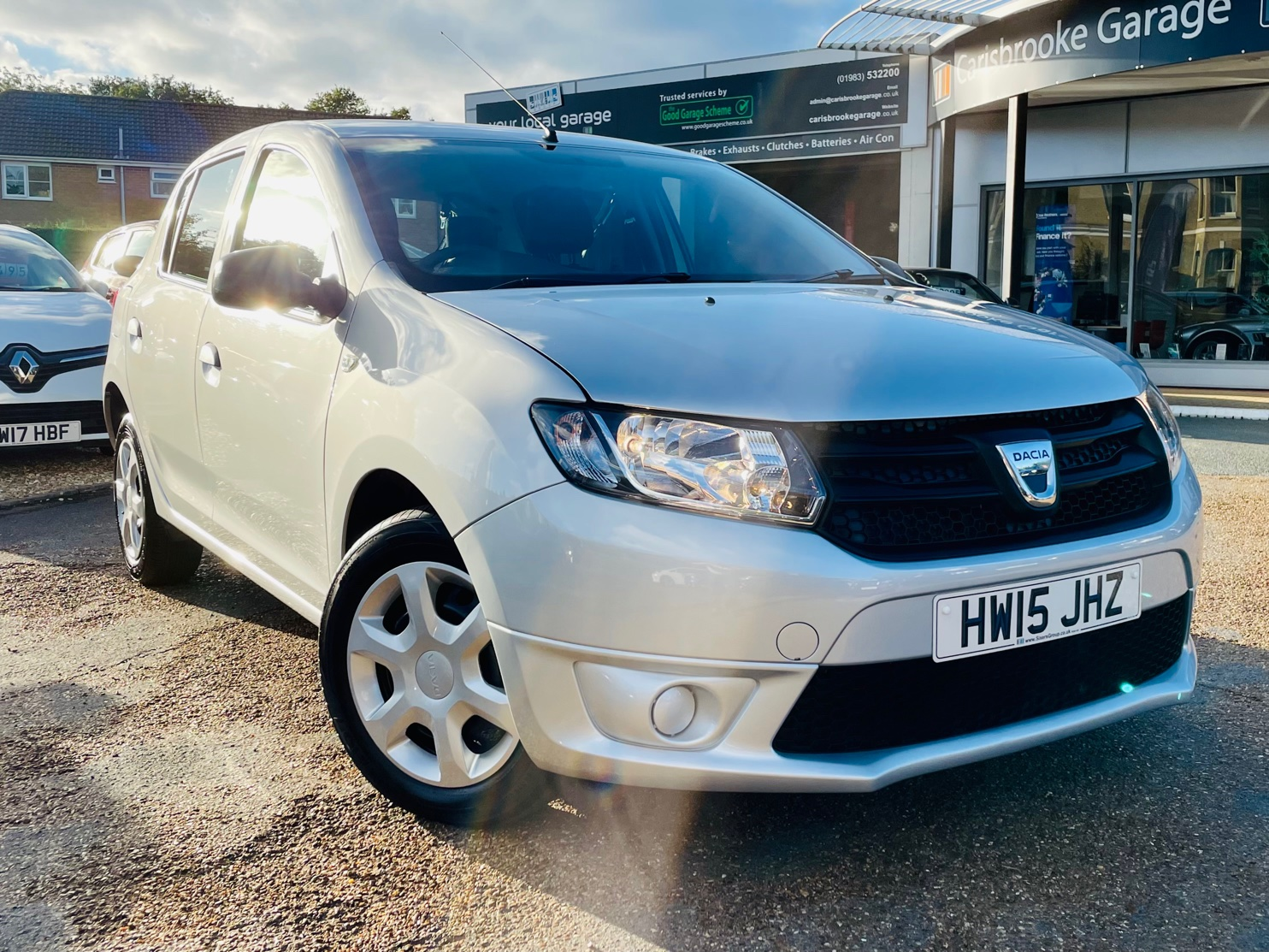 Car For Sale Dacia Sandero - HW15JHZ Sixers Group Image #0