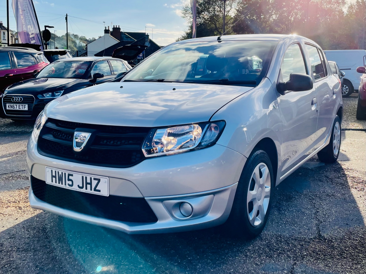 Car For Sale Dacia Sandero - HW15JHZ Sixers Group Image #6